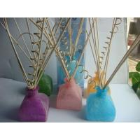 Wholesale Home Decorative Natural Air Fresheners Reed Diffuser Set With Glass Container Homechic from china suppliers