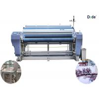 Wholesale Plain Shedding Textile Water Jet Loom Machine Mechanical Take - Up / Let - Off from china suppliers