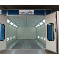 Wholesale Anti Flame SUS304 Auto Spray Booths Have Intake Exhaust Fan WD-904 from china suppliers