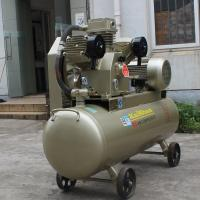 Wholesale Ac Power Belt Driven15kw 0.8Mpa Piston Air Compressor With Air Tank KS Series from china suppliers