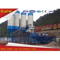 Quality Fully Automatic Commercial Concrete Batching Plant Concrete Mixing Station 50 m3 / h for sale