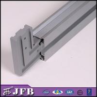 Wholesale full extrusion rails hardware wardrobe parts hardware closet furniture fittings from china suppliers