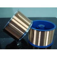 Wholesale Monel 400 / UNS N04400 / 2.4360 Nickel Copper Alloy Wire ASTM B164 from china suppliers