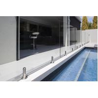 Wholesale 10/12mm Clear Toughened Frameless Glass Pool Fence from china suppliers