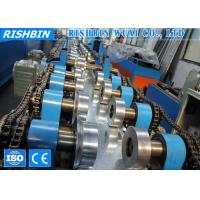 Wholesale Carbon Steel C / Z Purlin Roll Forming Machine from china suppliers
