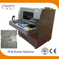Wholesale Tab Routed Board Pcb Depaneling Router With 6000rpm KAVO Spindle from china suppliers