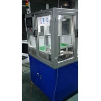 Quality Automatic flaring and cutting machine used to get perfect PTFE banded piston as demand for sale