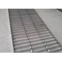 Wholesale Durable Stainless Steel Bar Grating , Acid Pickling Steel Catwalk Grating from china suppliers