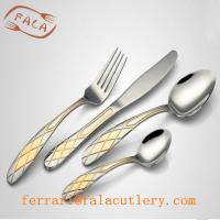 Wholesale Egypt Market 72Pcs 18 10 Stainless Steel Cutlery Sets from china suppliers