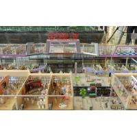 Wholesale ABS and acrylic Miniature Architectural Models with 6v lamp from china suppliers