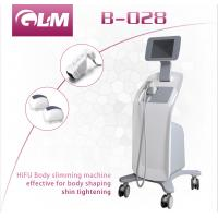 Wholesale High Intensity Focused Ulthasound Machine with 1.3cm and 0.8cm handle  For body slimming&skin tightening from china suppliers