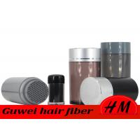 Wholesale Long Lasting Herbal Hair Fiber Powder , Cotton Blonde Hair Fibers Washable from china suppliers
