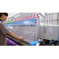 Wholesale 50.8mm Computerized Embroidery Machine Less Stitch Skip For Car Cushions from china suppliers