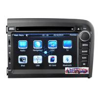 "Wholesale 7"" Car Stereo DVD GPS Navigation Headunit for Volvo S80 1998-2006 with WinCE 6.0 Sat Navi from china suppliers"