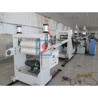 Wholesale High output Plastic Sheet Extrusion Line of PE Sheet Machine from china suppliers