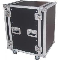 Wholesale 10mm Plywood Rack Flight Case , Equipment Aluminum Carrying Case from china suppliers