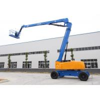 Wholesale 2 / 4 Wheel Drive Hydraulic Boom Lift 30M for High Precision Loading Transportation from china suppliers