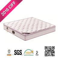 Wholesale China Machinery Making High Quality Bedroom Interior Vacuum Packged Queen Box Top Metal Coil Pocket Sprung Mattress from china suppliers