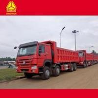 Wholesale CNTCN Howo 12 wheels mining dump truck 50 tons loading with parts and warranty from china suppliers