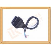 Wholesale Black 16 Pin Obd Extension Cable Male to Female Cable CK-MF16D00F from china suppliers