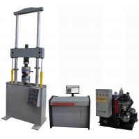 Wholesale 30 KN Servo Hydraulic Universal Testing Machine for Mechanical Properties Testing from china suppliers