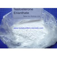 Wholesale Testosterone Enanthate Raw Powders Anabolic Hormone 315-37-7 To Lossing Fat from china suppliers