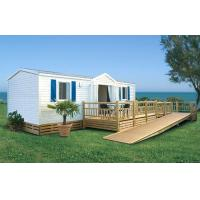 Wholesale Europe Style Prefabricated Mobile House / Luxury Mobile Homes For Living / colorbond roofing from china suppliers