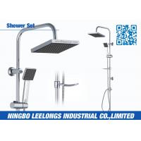 Wholesale Waterfall Stainless Steel Thermostatic Shower Columns Set , Bathroom Columns from china suppliers