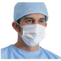 Wholesale Disposable Non-woven 3-layer/2-layer Surgical Face Mask from china suppliers