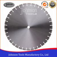 Wholesale 535mm Laser Saw Blade with Good Sharpness for Cured Concrete Cutting from china suppliers