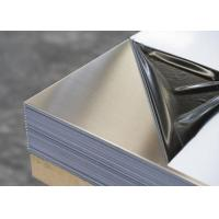 Wholesale A3 size 0.6mm mirror lamination stainless steel plate / sheet 480mm length from china suppliers