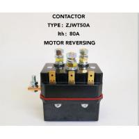 Buy cheap Forklift motor reversing contactor  ZJWT50A ITH 80A / forklift parts from wholesalers