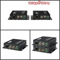 Wholesale 1 Channel Unidirectional 3G-SDI SDI Video Converter Audio + Data 485/232/422 from china suppliers