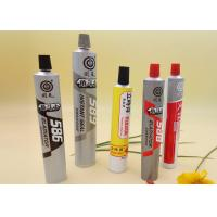 Wholesale Printed Adhesive Tube Packaging Screw / Flip Top / Customized Cap from china suppliers