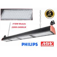 Wholesale Industrial 120lm/W LED Linear High Bay For Warehouse Lighting 200W IP66 5 Years Warranty from china suppliers