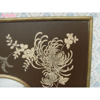 Quality Decorative vintage framed wooden wall Mirror for sale