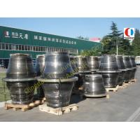 Wholesale 900H CCS Black Boat Fenders , High Pressure Super Cone Fender from china suppliers