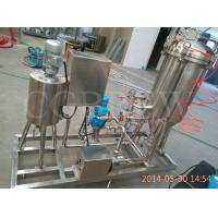 Wholesale 100L/day homebrew craft beer making machine from china suppliers