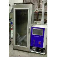 Wholesale Vertical Flammability Testing Equipment For Vertical Flame Spread Test from china suppliers