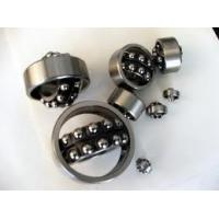 Wholesale Steel Self-Aligning Open bearings 129 with an extended inner ring (9*26*8mm), Self Aligning Ball Bearings from china suppliers