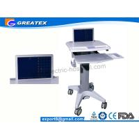 Wholesale Mobile Medical Workstation Trolley For Hospital , Wireless Nursing Trolley (GT-WT01) from china suppliers