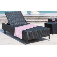 Wholesale PE synthetic rattan lounge sofa, outdoor sofa bed, garden sofa, #1201 from china suppliers