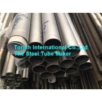 Wholesale TA3 TA9 TA10 0.5 - 2mm Wall Thickness Titanium Welded Seamless Alloy Steel Pipe from china suppliers