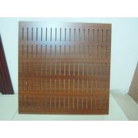 Buy cheap Slot Acoustic panel from wholesalers