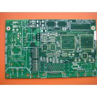 Wholesale Immersion Silver 4 Layer Multilayer PCB Fabrication For Access Control / Printers from china suppliers
