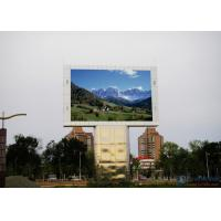 Wholesale High Resolution Led Video Display Screen / Outdoor LED Billboard 1R1G1B SMD P8 from china suppliers