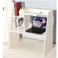 Wholesale White Wooden Computer Office Desks , MDF Melamine Board Modern Table Furniture from china suppliers
