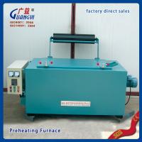 Wholesale Hot air circulation horizontal preheating furnace from china suppliers
