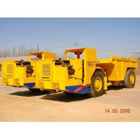 Wholesale Load Haul Dump Truck Underground Haul Truck / Mining Loader +/-40° Turning Angle from china suppliers
