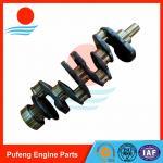 China aftermarket Yanmar crankshaft 4TNV106 part number 123900-21000 for Backhoe loader RCG POWER bulldozer for sale